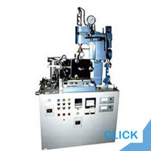 プレス付小型真空高温炉(PRESS-VAC型)
