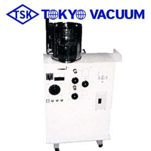 小型真空蒸着装置電子顕微鏡用真空蒸着装置